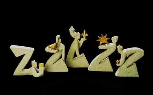 #1 Skulpturen der Zonta-Symbole von Ingrid Jäger
